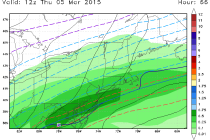 WINTER STORM #2 TUES Night into WED Morning/ GODZILLA POTENTIAL WED NIGHT INTO THURS NIGHT